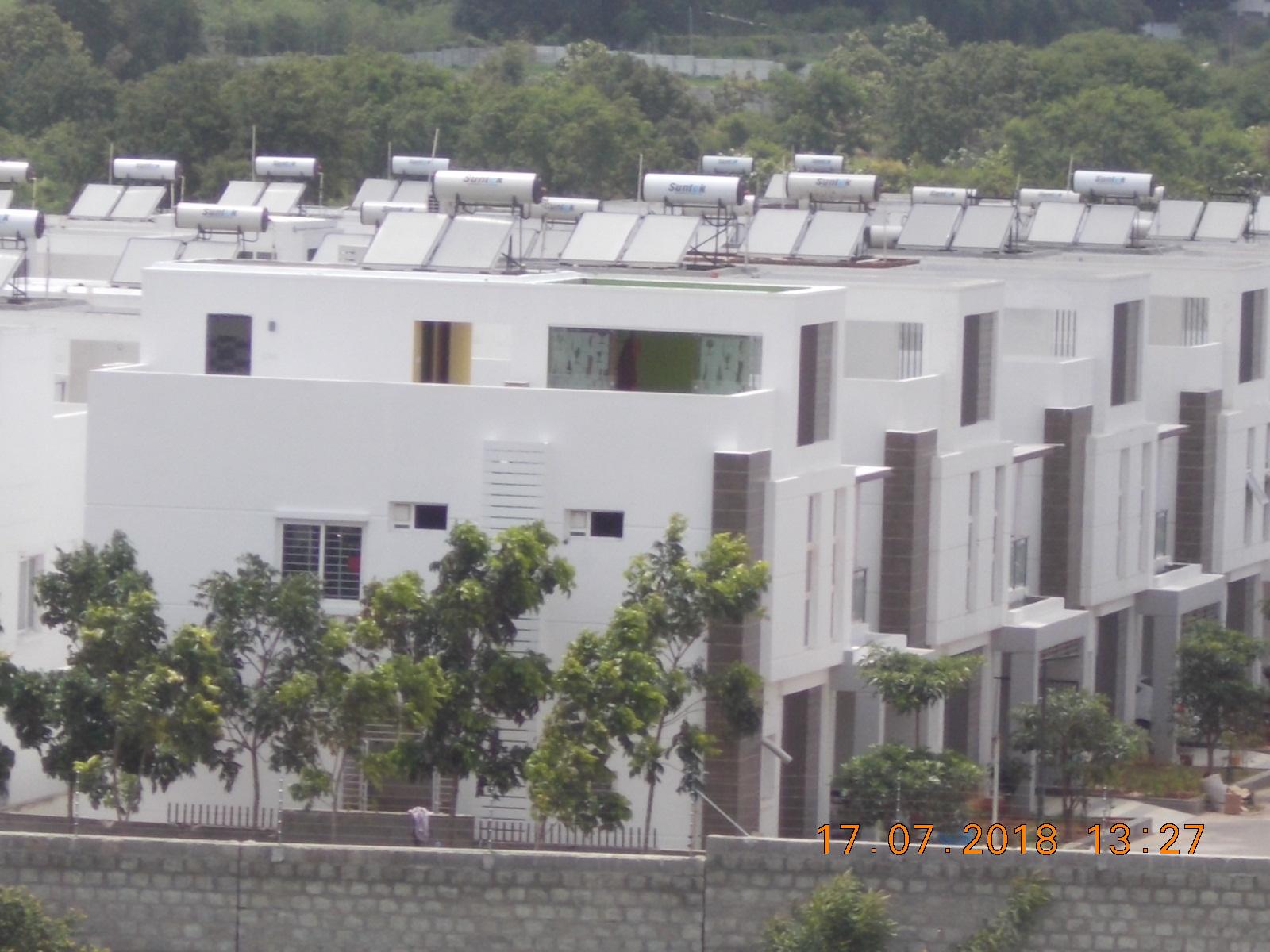 Mypi Green Castles Villas Villas In Gundlapochampally