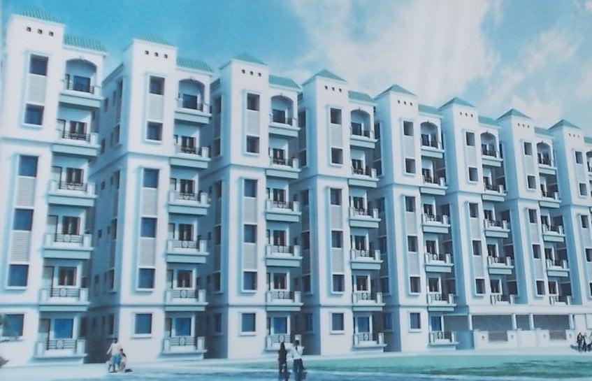 Paradise Residency Block - 2 Hayath Nagar