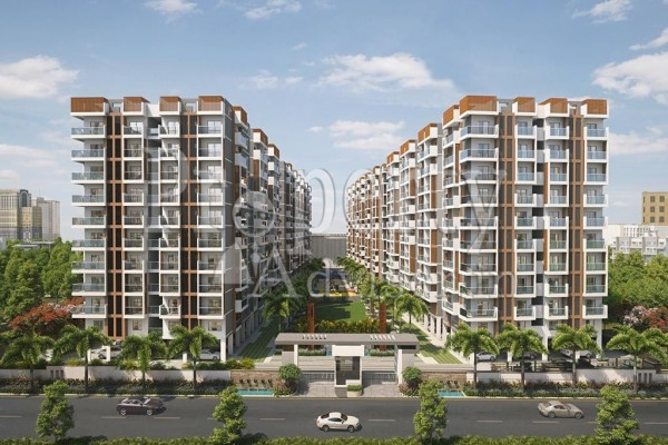 Anuhars Rami Reddy Towers - A