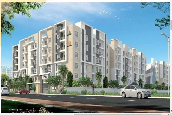 Begonia Homes Apartments In Puppalaguda Hyderabad 2247