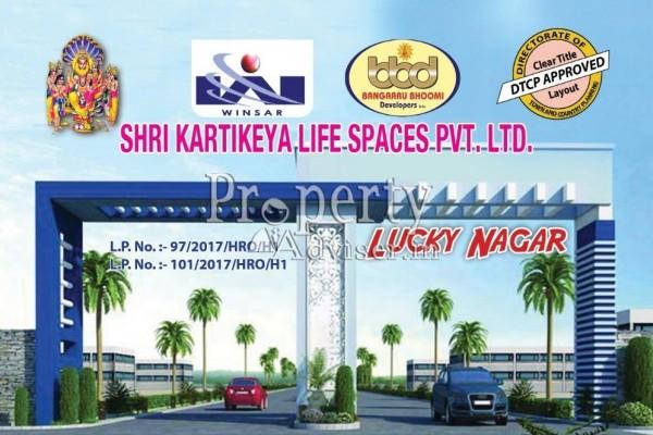 Lucky Nagar