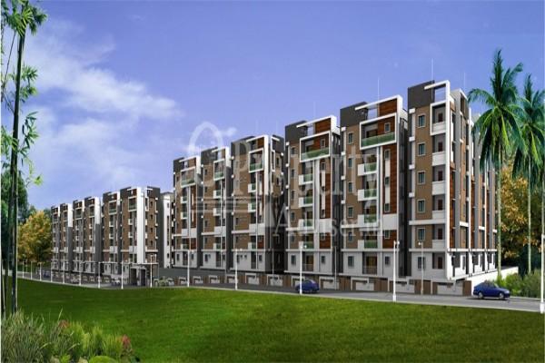 Luxor apartments Block -  A