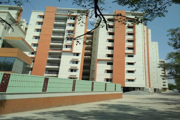 Ncl Sindhu Block D 3bhk Apartments In Kompally Hyderabad