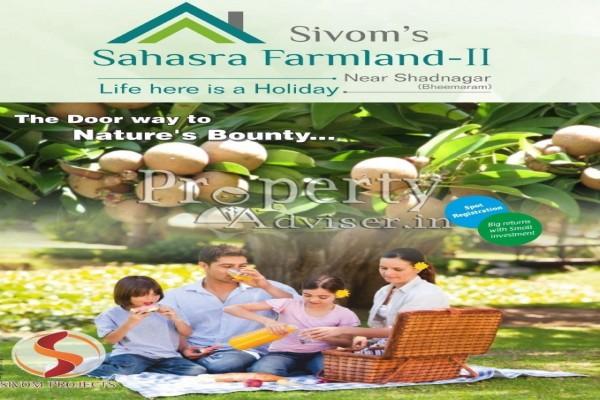 Sahasra Farmland II