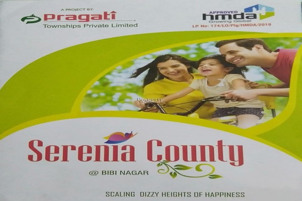 Serenia County