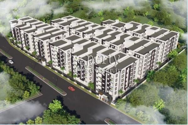 Shree Krishna Homes Block A & B