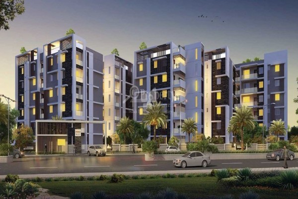 The Sankalp Gated Community Apartments In Hitech City