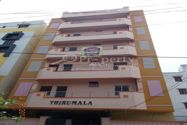 Tirumala Residency 1