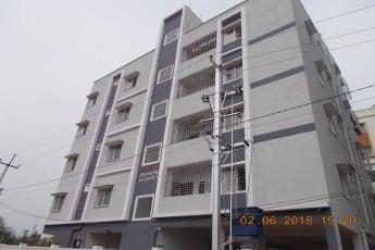 Anjanadri Residency Madinaguda