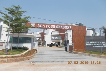 JAINS Four Seasons Kokapet