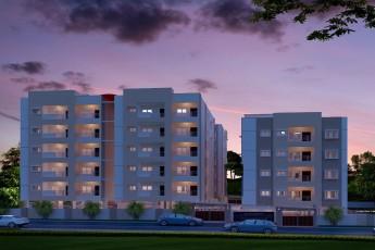 Sukriti Grandeur Rose Block Pragati Nagar hyderabad
