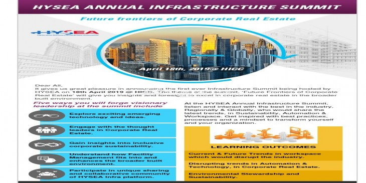 Hysea annual infra summit