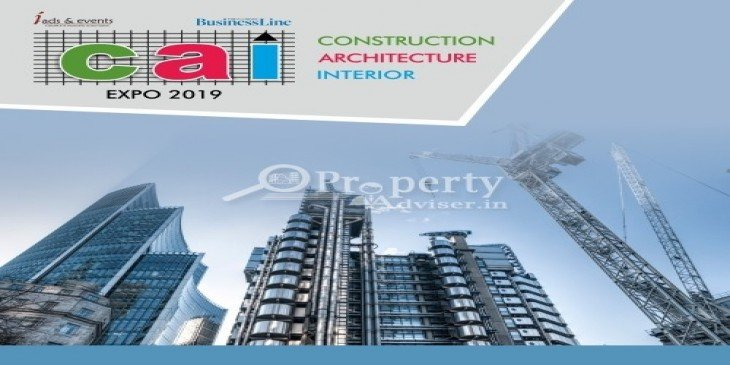 Construction architecture interior expo - by the hindu newspaper