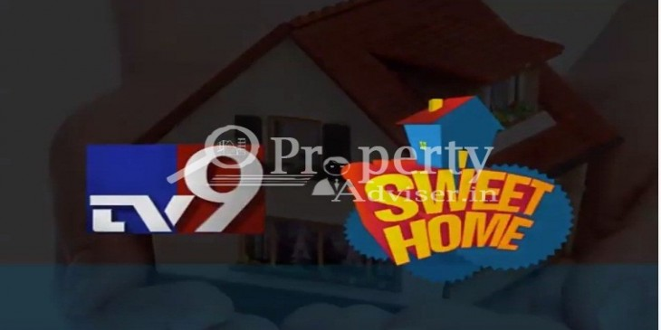 Real estate property show with tv9