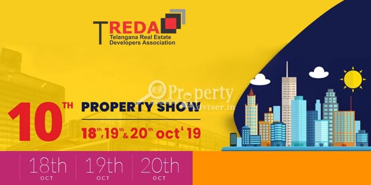 10th treda property show