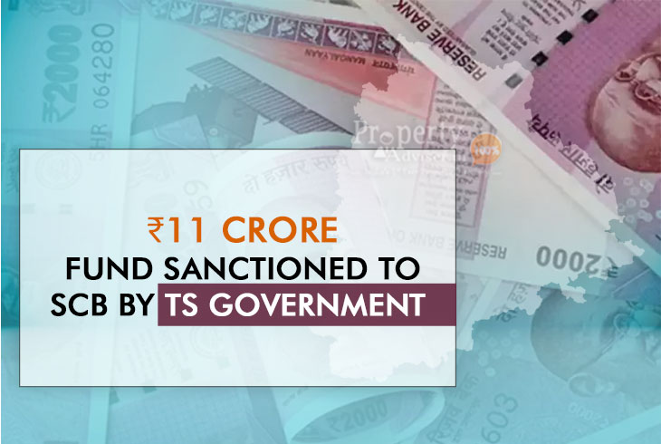Rs 11 Crore Fund Sanctioned to SCB by TS Government